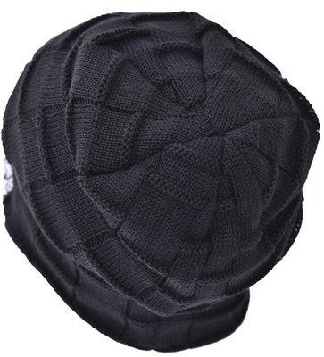 Muziker Mütze Black