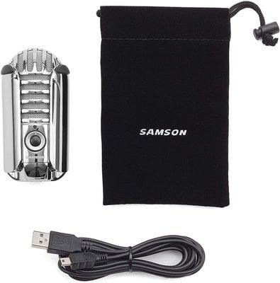 Samson Meteor Mic USB Studio Condenser Microphone