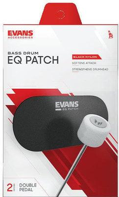 Evans EQ Patch Black Nylon Double