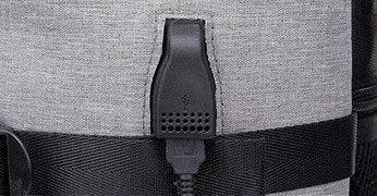 Muziker USB Batoh velký Grey