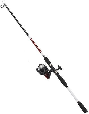 Ron Thompson Fire Wave 8' 240cm 10-30g Red + 4000FD inc. 0.35mm