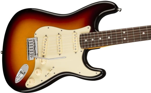 Fender American Ultra Stratocaster RW Ultraburst