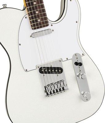 Fender American Ultra Telecaster RW Arctic Pearl