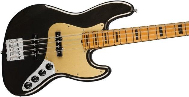 Fender American Ultra Jazz Bass MN Texas Tea