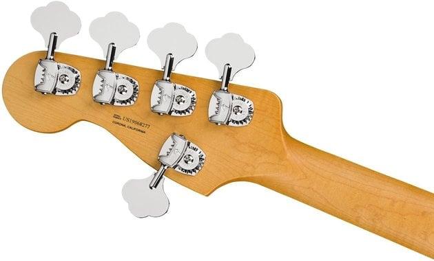 Fender American Ultra Jazz Bass V MN Plasma Red Burst