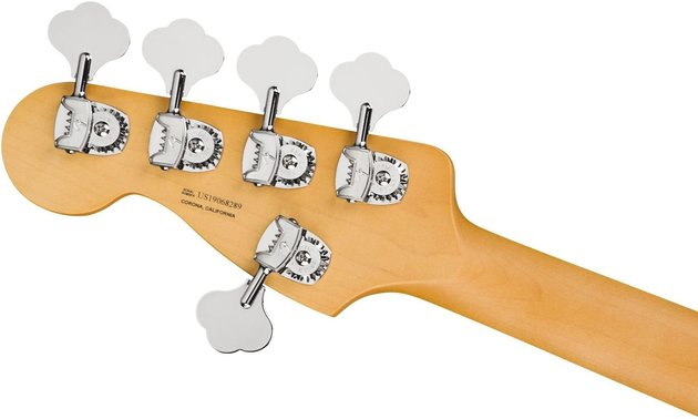 Fender American Ultra Jazz Bass V MN Arctic Pearl