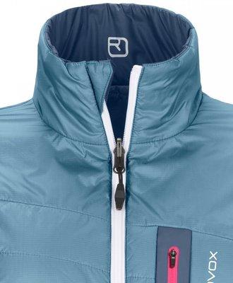 Ortovox Swisswool Piz Bial Womens Jacket Night Blue S