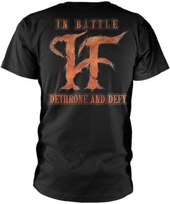 Hammerfall Dethrone And Defy T-Shirt S
