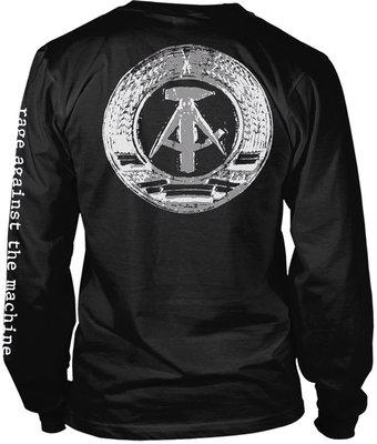 Rage Against The Machine Power Stems Long Sleeve Shirt M