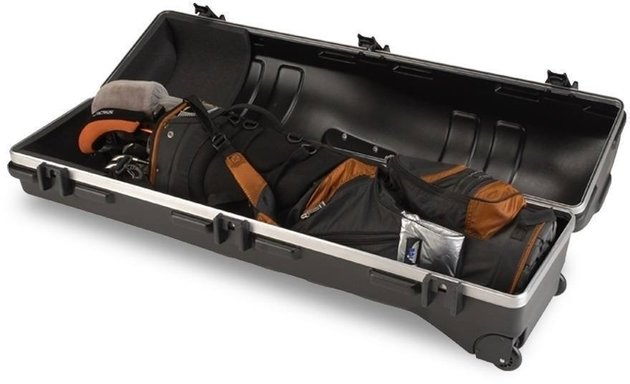 SKB Cases Deluxe ATA Staff Golf Travel Case
