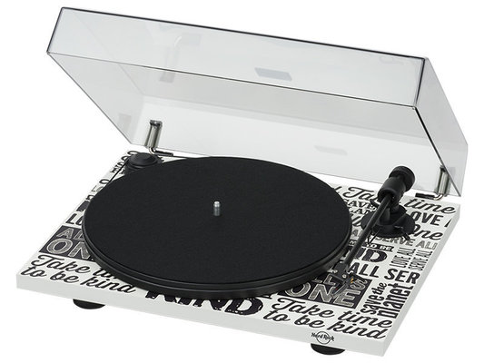 Pro-Ject Hard Rock Café Recordplayer OM5E