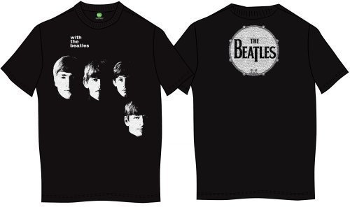 The Beatles Unisex Premium Tee With (Back Print) L