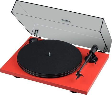 Pro-Ject Primary E OM NN High Gloss Red