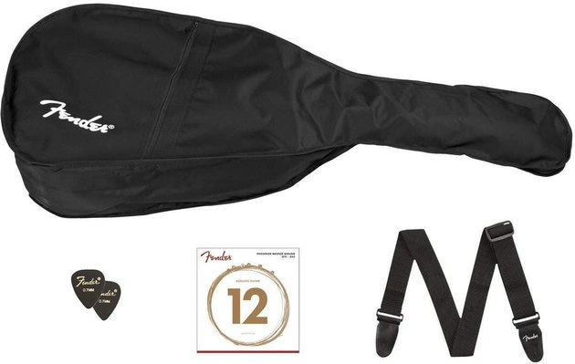 Fender FA-115 Dreadnought Pack Nat V2 WN