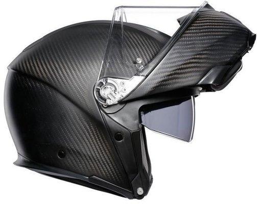 AGV Sportmodular E2205 Mono Matt Carbon M
