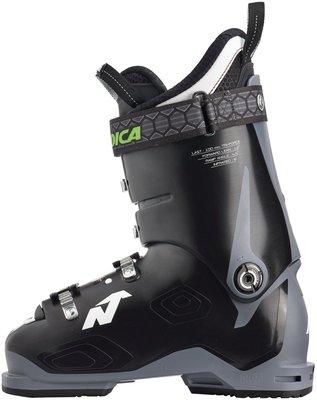 Nordica Speedmachine 110 Black/Grey/Green 295