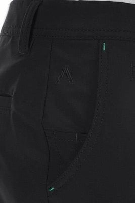 Alberto Rookie-D Waterrepellent Pantalon Homme Black 50