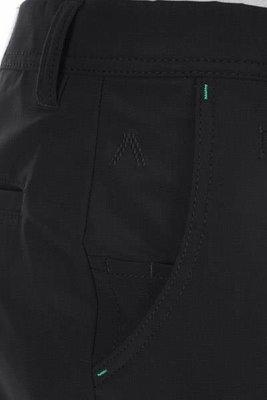 Alberto Rookie-D Waterrepellent Mens Trousers Black 54
