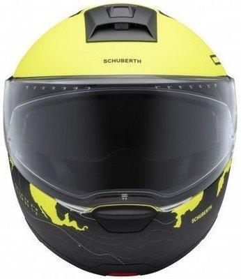 Schuberth C4 Pro Magnitudo Yellow M