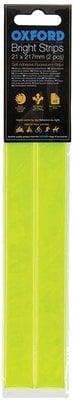 Oxford Bright Strips Yellow