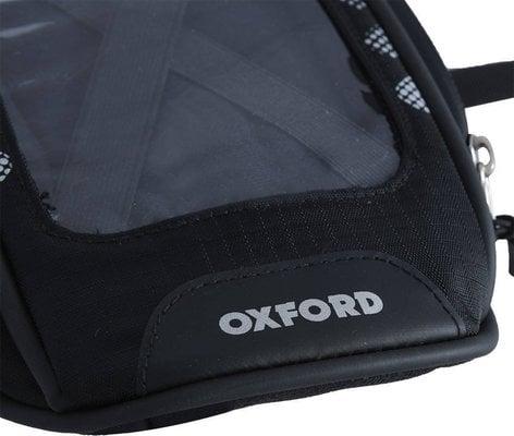 Oxford M1R Micro Tank Bag - Black