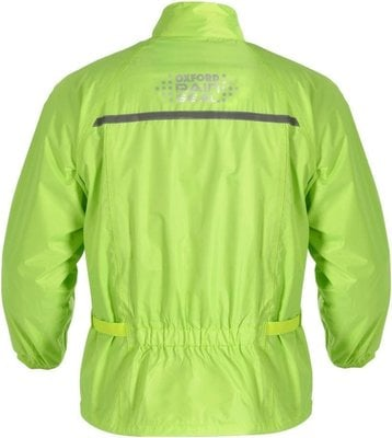 Oxford Rainseal Over Jacket Fluo XXL