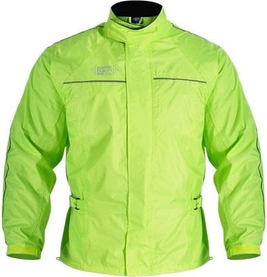 Oxford Rainseal Over Jacket Fluo XL