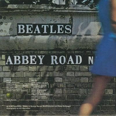 The Beatles Abbey Road (50th Anniversary/2019 Mix) (Vinyl LP)