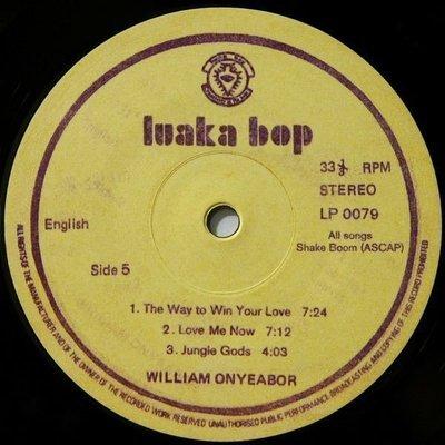William Onyeabor Who Is William Onyeabor? (Vinyl LP)