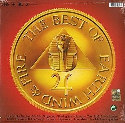 Earth, Wind & Fire Best of Earth, Wind & Fire (Vinyl LP)