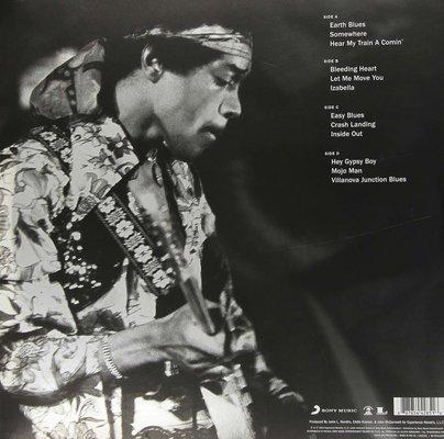 Jimi Hendrix People, Hell & Angels (Gatefold Sleeve)