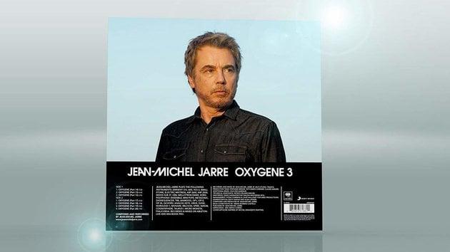Jean-Michel Jarre Oxygene 3