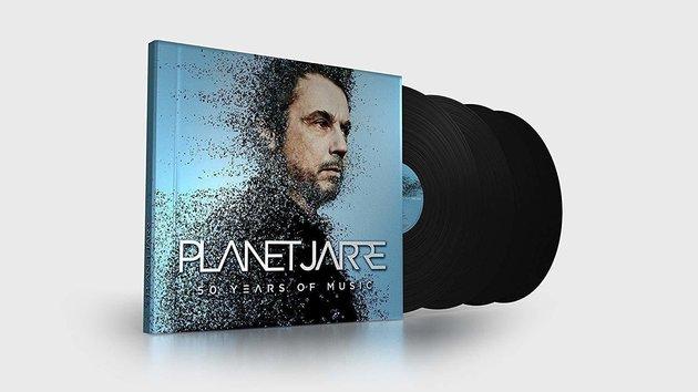 Jean-Michel Jarre Planet Jarre (Limited Edition 4 LP Box Set)