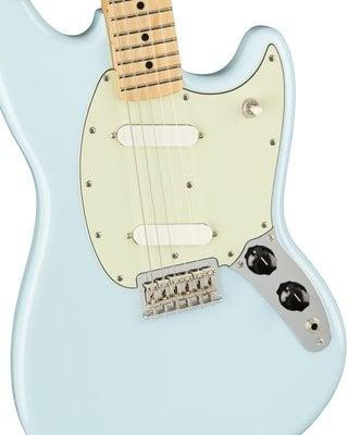 Fender Mustang MN Sonic Blue