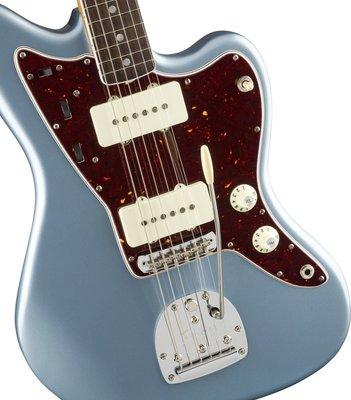 Fender American Original '60s Jazzmaster RW Ice Blue Metallic