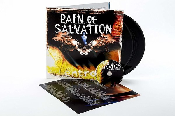 Pain Of Salvation Entropia (Reissue) (Gatefold Sleeve)