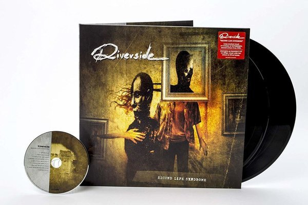 Riverside Second Life Syndrome (Reissue) (Gatefold Sleeve)