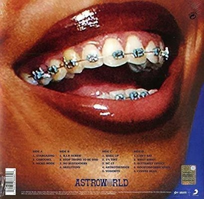 Travis Scott Astroworld (2 LP)