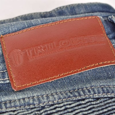 Trilobite 661 Parado TÜV CE 32 Men Jeans Blue Level 1