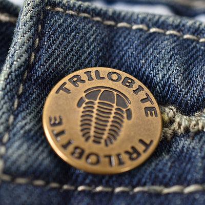 Trilobite 661 Parado TÜV CE 32 Men Jeans Blue Level 1