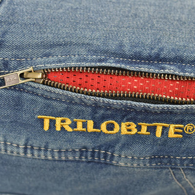 Trilobite 661 Parado TÜV CE 40 Men Jeans Blue Level 1