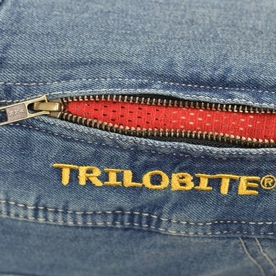 Trilobite 661 Parado TÜV CE 42 Men Jeans Blue Level 1