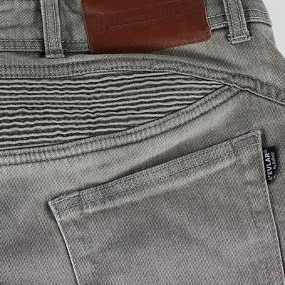 Trilobite 661 Parado TÜV CE 32 Men Jeans Light Grey Level 2