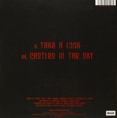 Sons Of Albion Take A Look/Castles In The Sky (7'' Vinyl LP)