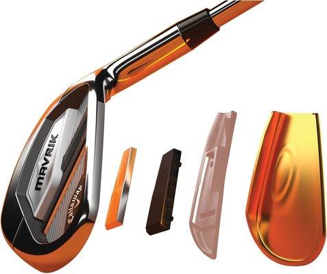 Callaway Mavrik Irons Steel Right Hand Steel Regular 5-PW