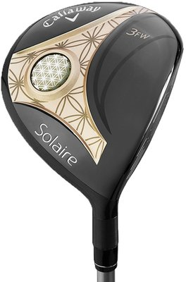 Callaway Solaire 11-piece Ladies Set Champagne Right Hand