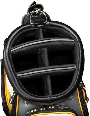 Callaway Mavrik Staff Bag Charcoal/White/Orange 2020