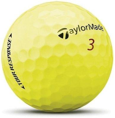 Taylormade Tour Response Golf Balls Yellow