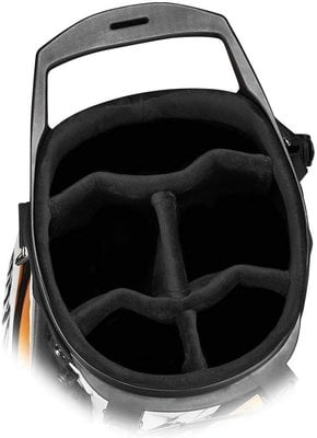 Callaway Mavrik Staff Bag Double Strap Charcoal/White/Orange 2020