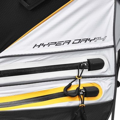 Callaway Hyper Dry 14 Stand Bag Mavrik Black/White/Orange 2020